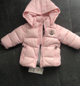 Детская курточка Moncler 74-80