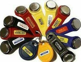 Универсальные ключи для домофонов.
