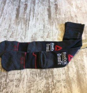 Компрессионные носки Reebok Crossfit 43-45 размер