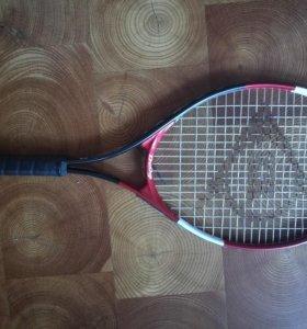 Ракетка теннисная юниорская DUNLOP