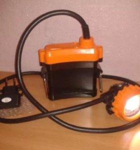 шахтёрский светодиодный фонарь