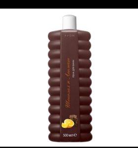 Пена для ванн шоколад и апельсин 500мл
