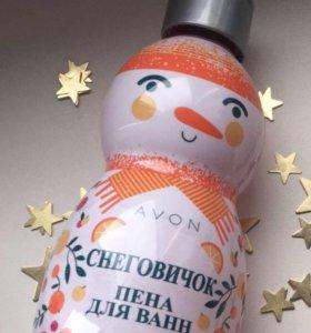 Пена для ванн детская Клюева и апельсин