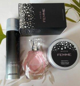 Парфюмированный набор Femme от Avon