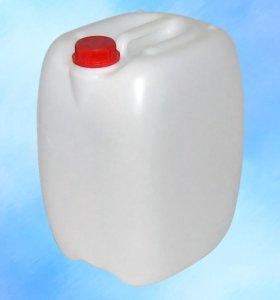 Канистры, 25 литров, б/у