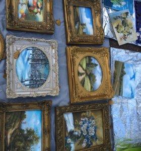 Картины и рамы