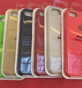 Silicon case на IPhone 7/7plus 📱