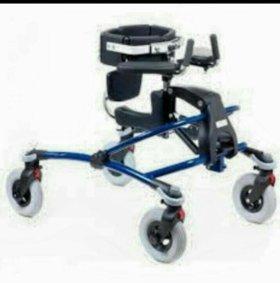 Ортопедические ходунки для детей с дцп