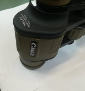 Бинокль canon 30x40