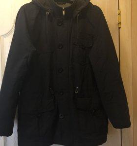 Мужская куртка-парка Ostin