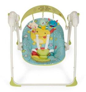 Электрические качели Happy baby