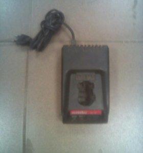Зарядное устройство для шуруповерта Metabo ac30