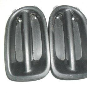 Заглушки в бампер Nissan Tino