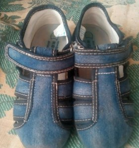 Детские сандали, Котофей, размер 27