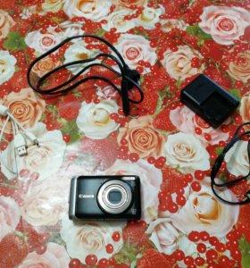 Фотоаппарат Canon powershot A3150