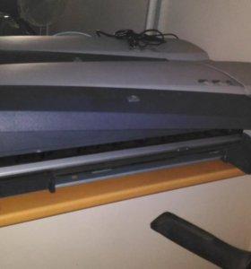 Плоттер (принтер) HP Designjet 110plus бу мало