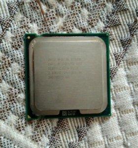 Процессор intel core 2 duo e 7400