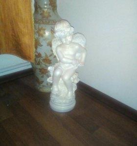 Большая статуэтка ангел