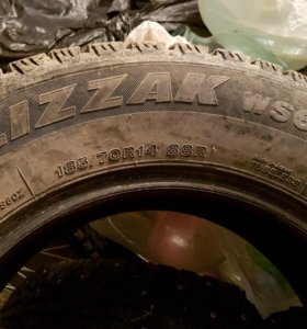 Bridgestone Blizzak ws60 (4 шт) 14/185/70