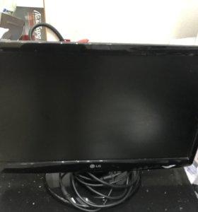 Монитор lg w2243s