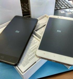Новые Xiaomi Redmi Note 4X 3/32GB Gold -