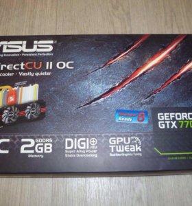 Видеокарта GeForce GTX 770