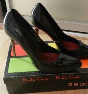 Туфли женские паоло конте