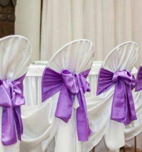 Банты в аренду на свадьбу