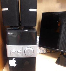 Компьтерная акустика 2.1 DEXP T320