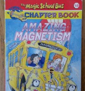 Amazing magnetism Книга на английском языке