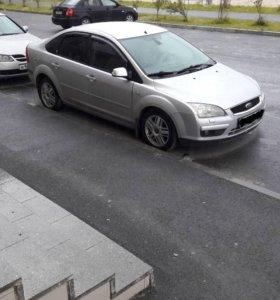 Ford Focus, 2006 год