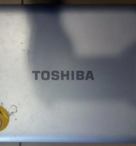 Корпус TOSHIBA SATELLITE L500-1WP
