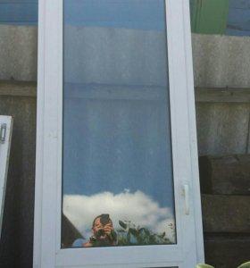 Дверь окно