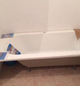 Ванна акриловая 160*70