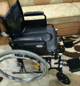 Инвалидная коляска с туалетом