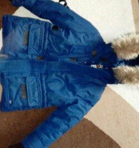 куртка для мальчика 3-6 лет ORBI