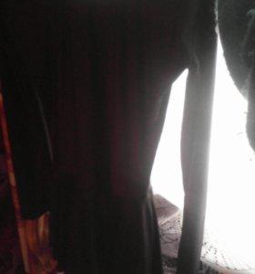 Гимнастический костюм с баской