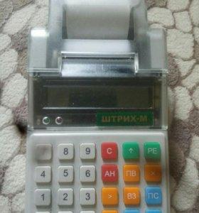 Кассовый аппарат штрих м с фискальным накопителем