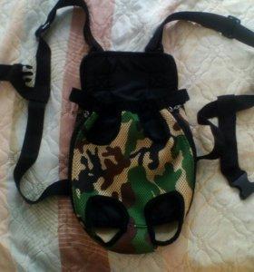 Переноска, рюкзак, кенгуру для собак