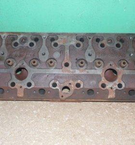 Головка блока цилиндров двигателя СМД 14
