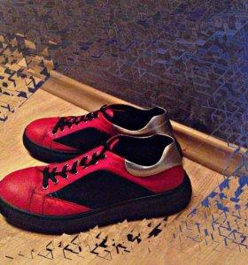 Кроссовки-ботинки