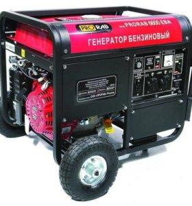 Бензогенератор PRORAB 6600 ЕВА