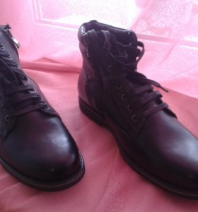 Зимние мужские ботинки Belwest