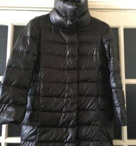 Пальто пуховое  44-46