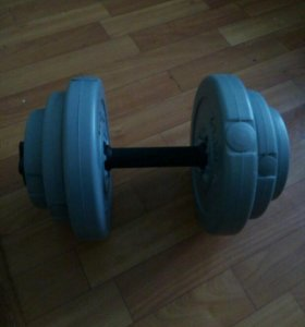 Гантеля 8,5 кг