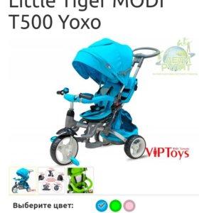 Новый Велосипед-коляска t 500 yoxo vip toys