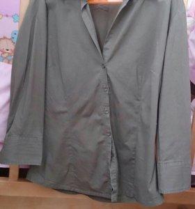 Рубашка женская фирмы Страдивариус