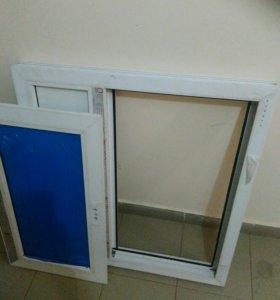 Хрущевский холодильник (рама пластиковая) новый