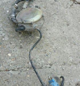 Газовый редуктор инжекторный
