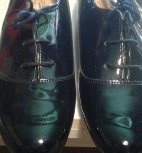 Ботинки жкнские